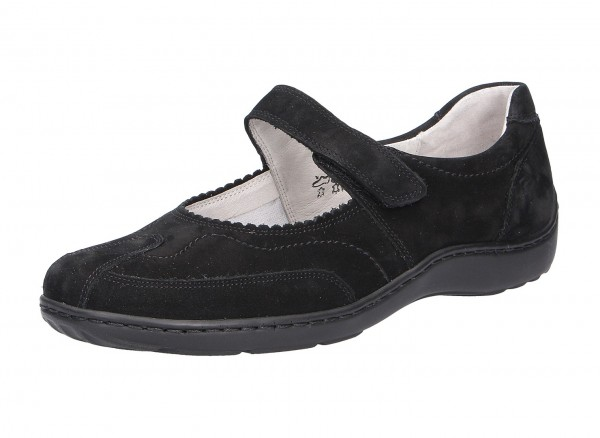 Waldläufer Damen Comfort Slipper