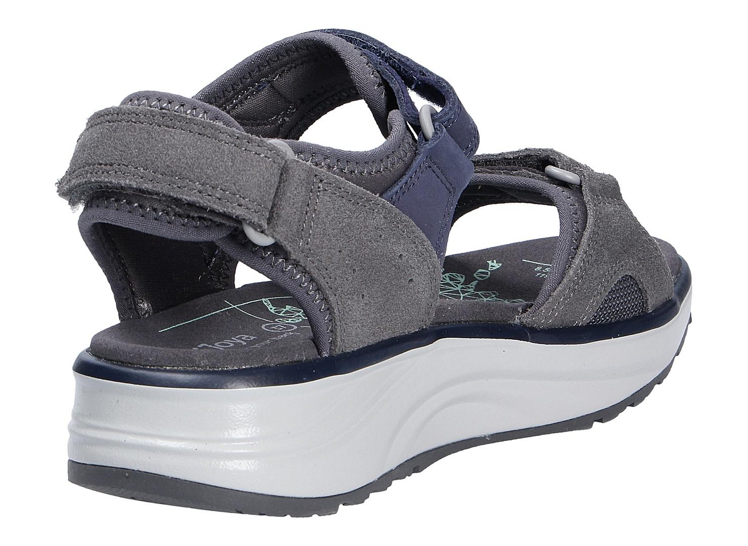 Komodo Grey Blue Joya Damen Sandalen